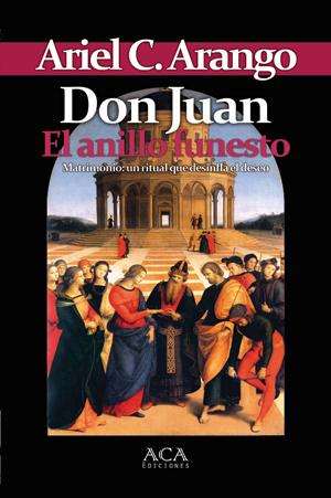 """Tapa de """"Don Juan. El anillo funesto"""""""