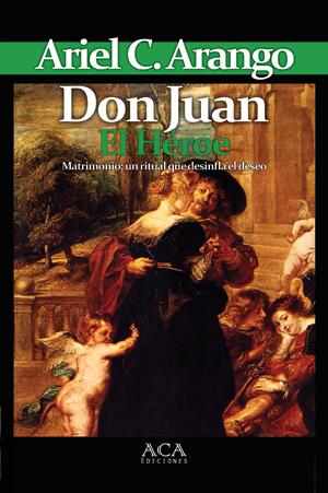 """Tapa de """"Don Juan. El Héroe"""""""