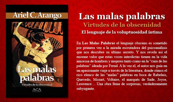 Ariel C. Arango   Su obra